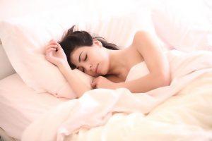Slaapcomfort om uitgerust wakker te worden